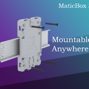 MaticBox 3 – innovative case for Raspberry Pi & Asus Thinker Board