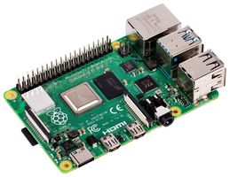Raspberry Pi 4 with 2/4 GB RAM