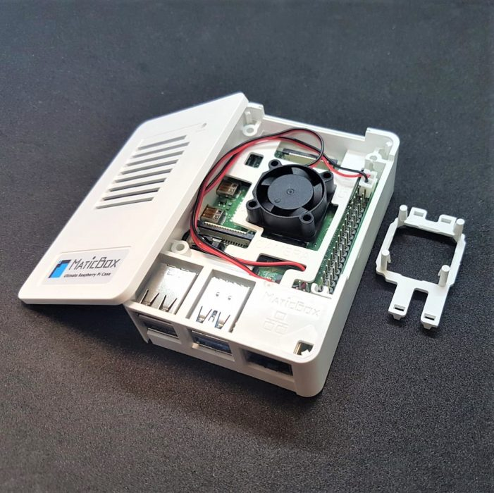 Read more about the article Which is the most efficient fan for Raspberry Pi 4?