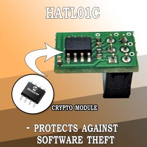 MaticControl Crypto Module for Raspberry Pi